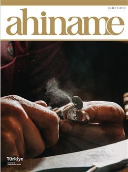 Ahiname Dergisi 12. Sayısı Yayında